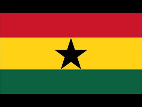 National anthem of Ghana-Himno nacional de Ghana