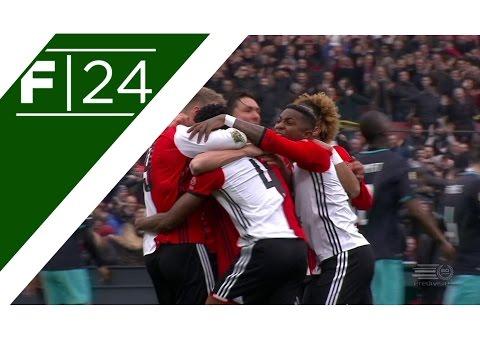Highlights | Feyenoord 2-1 PSV