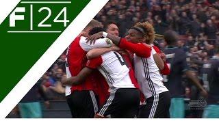 Video Gol Pertandingan Feyenoord vs PSV Eindhoven
