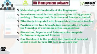 The efficient handling of human resource in an enterprise defines its success long run. entrust all your hr-related activities right from recruitment ...