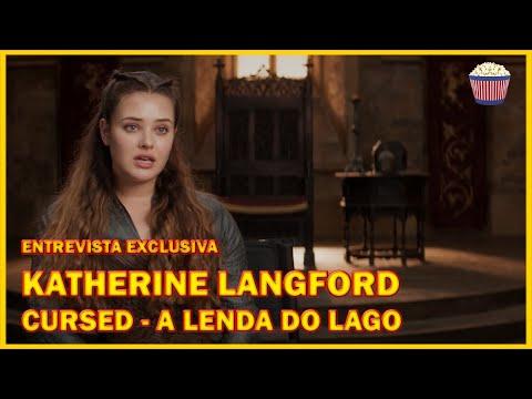 Entrevista - Katherine Langford fala sobre 'Cursed - A Lenda do Lago'