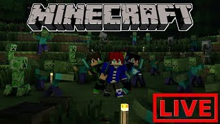 LIVE. Minecraft PE ทดสอบ เวลารวมที่ใช้ไป 04.09 น.