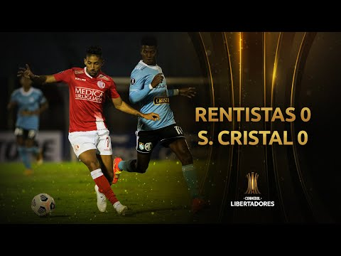 Rentistas Sporting Cristal Goals And Highlights