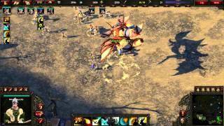 Spellforce 2: Faith In Destiny Gameplay
