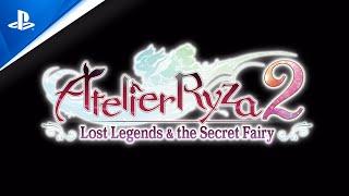 Atelier Ryza 2: Lost Legends & the Secret Fairy - TGS 2020 Trailer | PS4