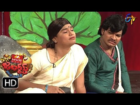 Avinash Karthik Performance | Extra Jabardsth | 8th September 2017| ETV Telugu