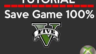 Xbox Rgh-como Colocar Save Game No Gta V