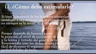 Repeat youtube video El Punto G de la Mujer - Cómo Encontrar el Punto G de Su Mujer - (Enciende Tus Altavoces)