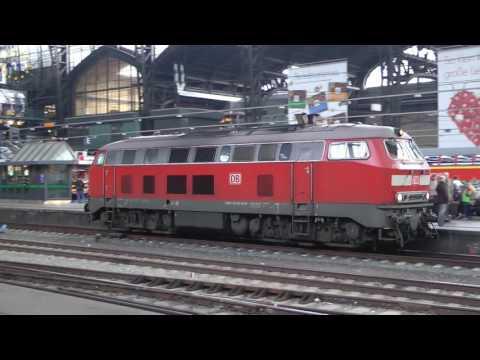 Euro Rails 201 - Herfst in Hamburg