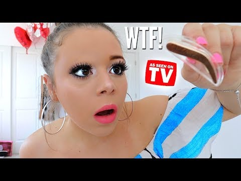 5 Weird 'As Seen On TV' Products Put To The Test! | Krazyrayray
