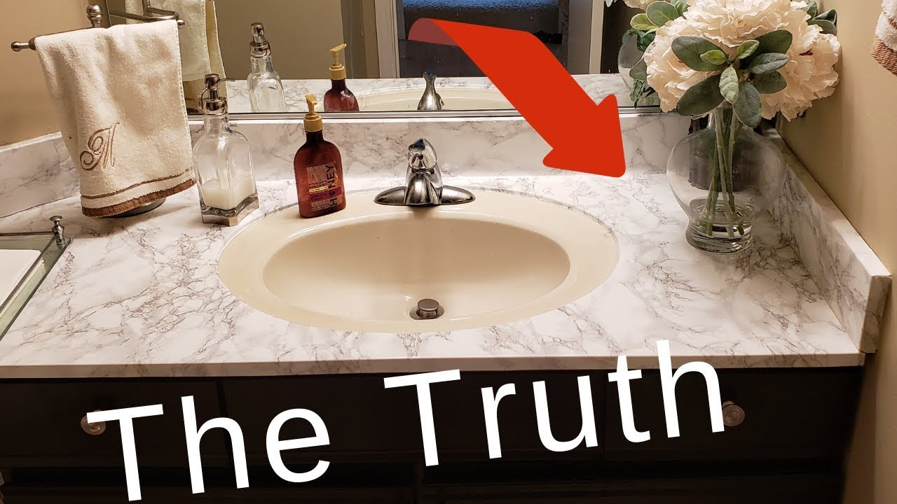 The Honest Truth About Diy Marble Contact Paper Youtube
