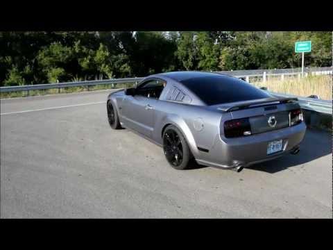 Cammed 2007 Mustang GT Borla Exhaust