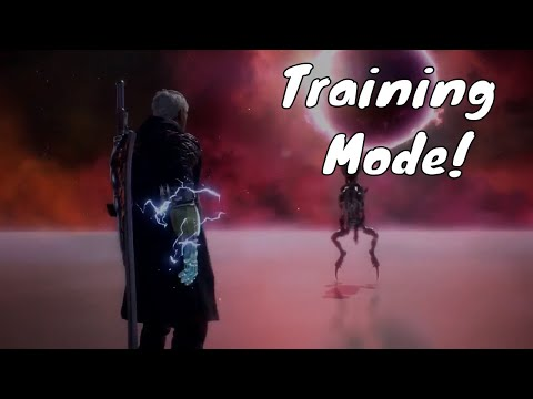 Devil May Cry 5 - Pax West Panel -Concept Art - Training Mode! + NO NEW Weapons?