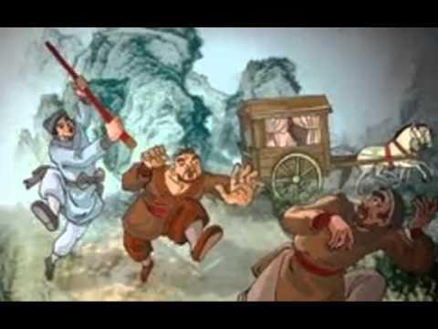 [Ngâm thơ] Lục Vân Tiên cứu Kiều Nguyệt Nga