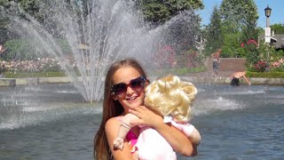 Playing In The Fountain Portland Oregon Vlog