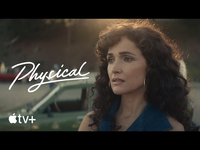Physical - Official Trailer   Apple TV+