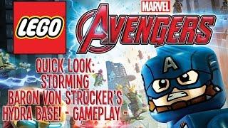 Quick Look: Storming LEGO Marvel