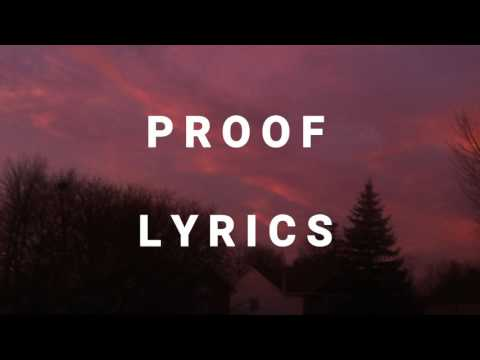 I Am Kloot / Proof / Lyrics