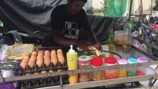 Жаренные бананы, Тайланд