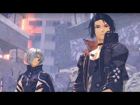 God Eater 3 - Gameplay Trailer thumbnail