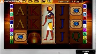 Eye of Horus Tricks- Eye of Horus kostenlos spielen