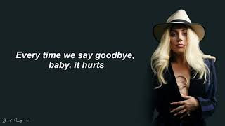 Always Remember Us This Way - Lady Gaga (Lyrics) Video