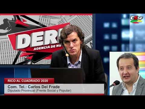 Del Frade: Lo de Vicentín solo se explica por la llave política de Macri y González Fraga