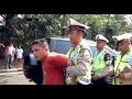 Aksi Kejar-kejaran Petugas dengan Derek Liar dari Jalan Tol Hingga Jalan Raya - 86