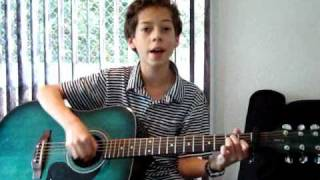 Simple Plan - I can wait forever - Acoustic Cover