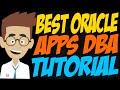 Best Oracle Apps DBA Tutorial