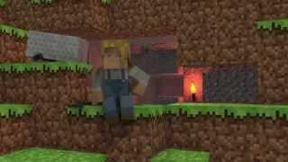 """Minecraft сериал: """"Жизнь Стива"""" - 2 серия Дом из земли"""