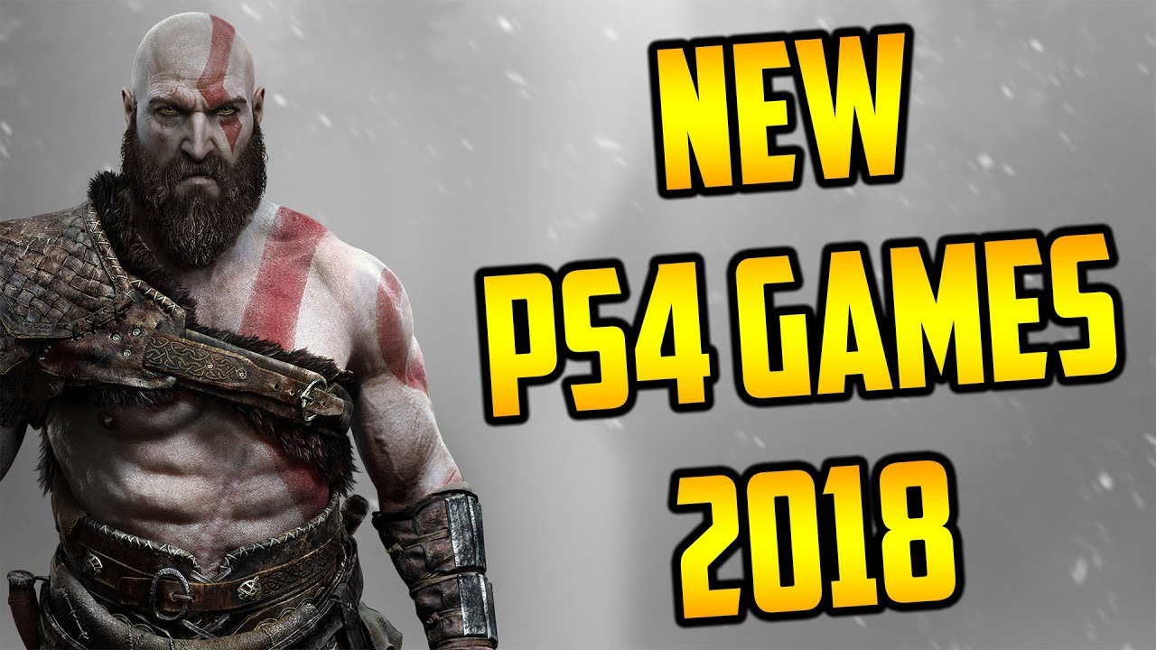 New Games Coming To Ps4 In 2018 Youtube