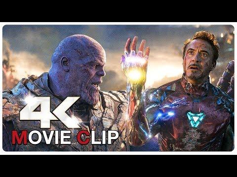 Play Iron Man Vs Thanos - Final Battle Scene - AVENGERS 4 ENDGAME (2019) Movie CLIP 4K