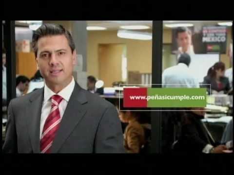 Enrique Peña Nieto - Spot Campaña Presidencial Compromisos Cumplidos