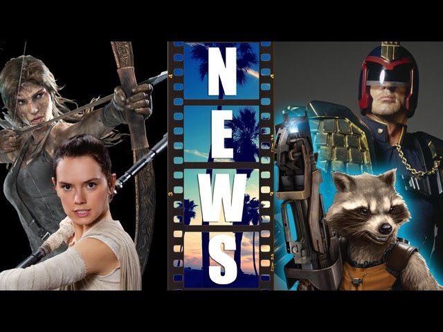 Daisy Ridley For Lara Croft Sylvester Stallone In Guardians Of The Galaxy 2 Beyond The Trailer