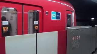 東京メトロ2000系 東京駅発車