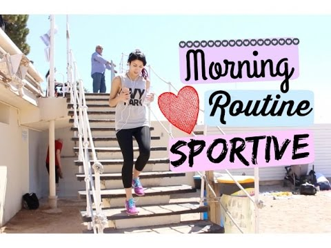 Morning Routine Sportive