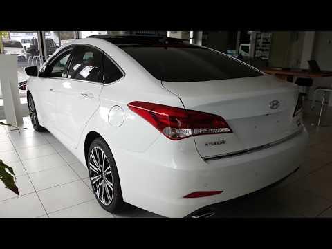 Hyundai i40 1.7 CRDI Sedan Review Interior Exterior 2018