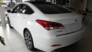 Hyundai i40 1.7 CRDI Sedan Review Interior Exterior 2018 смотреть