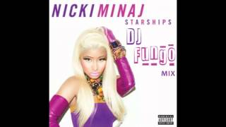 Nicki Minaj Dj Fungo starship Mix Download