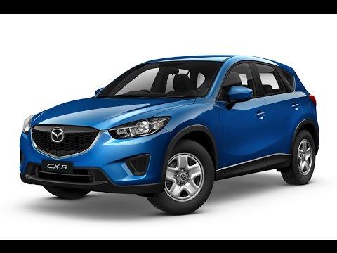 Замена лобового стекла на Mazda CX-5 в Казани.