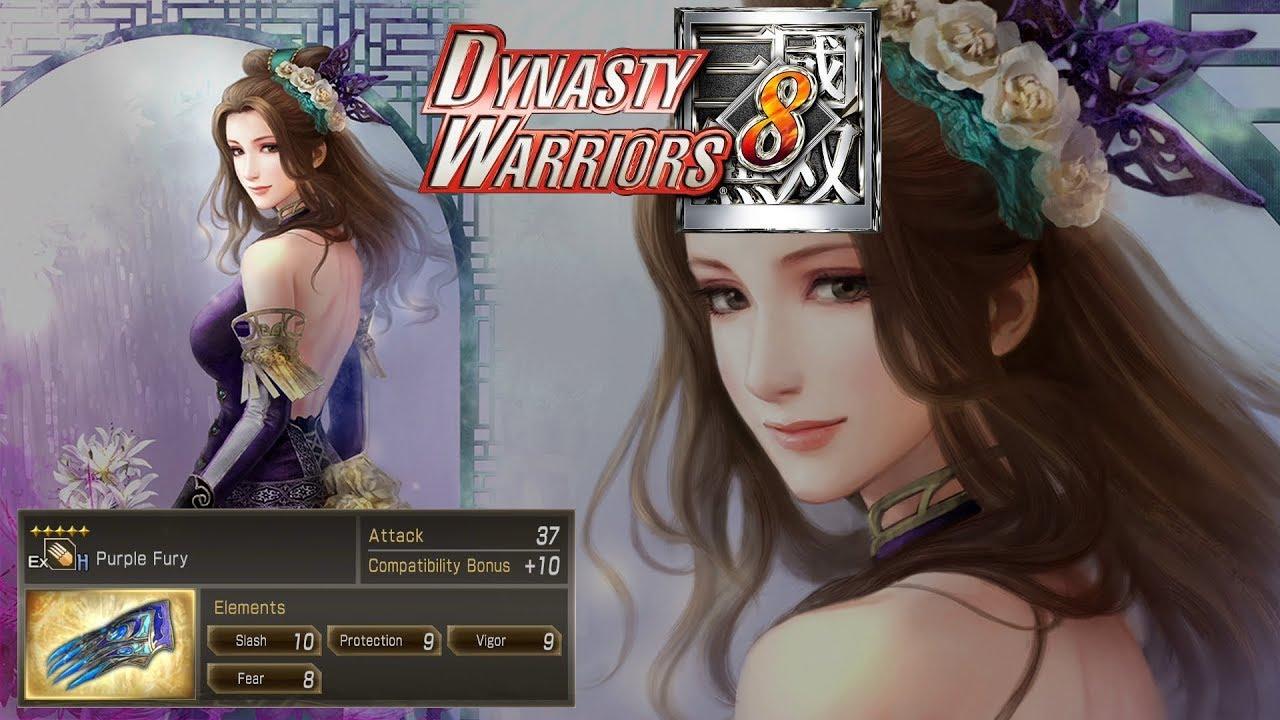 Dynasty Warriors 8: Xtreme Legends - Sima Zhao 6 Star