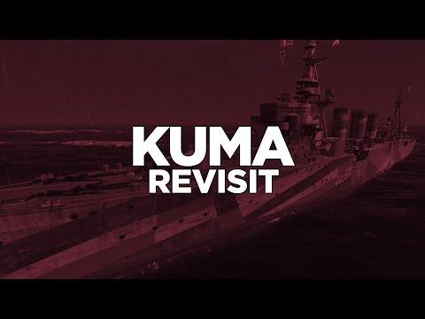 World of Warships - Kuma Revisit