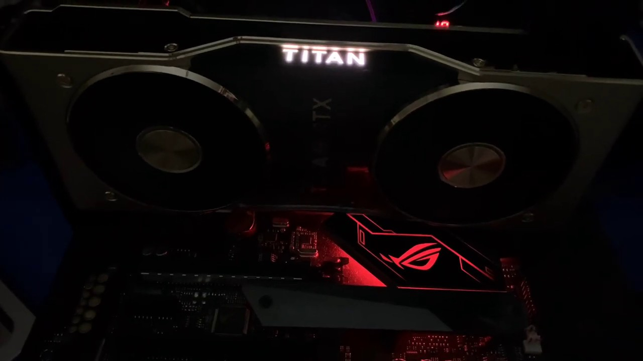 How to kill Titan RTX   Do not do this to your Titan RTX