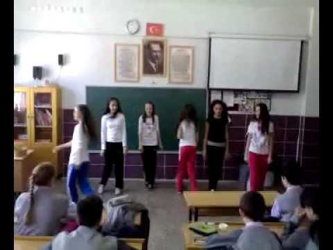 21 Haziran İlköğretim Okulu 7/B Sınıfı Müzik Dersi Performans Ödevi