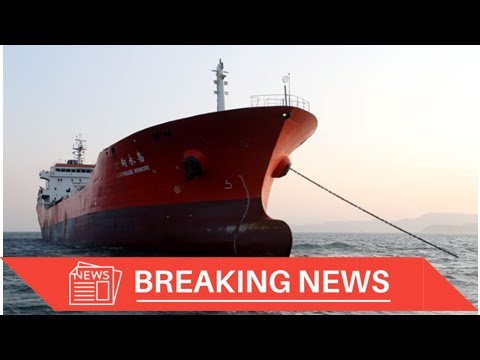 [Breaking News] Who is behind the illegal transfer of oil to North Korea?