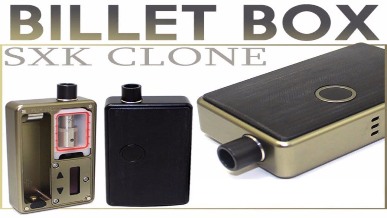 Billet Box clone [RECENSIONE] [ITA]