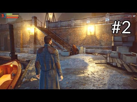 VAMPYR - Gameplay Walkthrough Part 2 - William Bishop