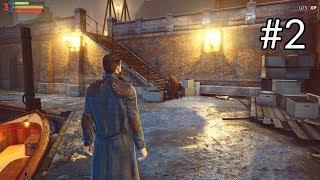VAMPYR - Gameplay Walkthrough Part 2 - William Bishop