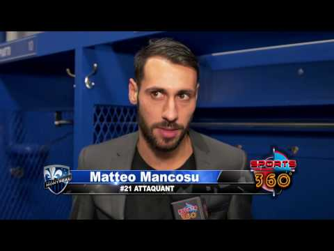 Montreal Impact vs Toronto F.C. 1st Leg 2016 MLS Playoffs